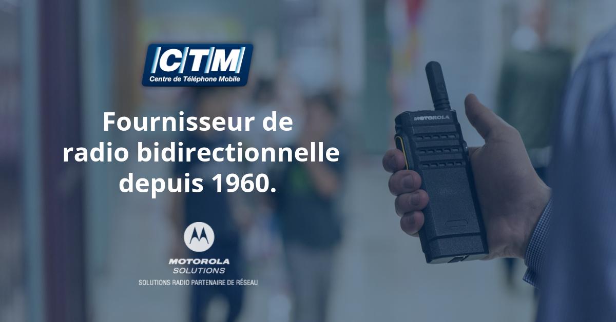 Portable Radios Archives | CTM
